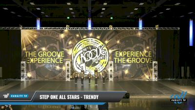 Step One All Stars - Trendy [2021 Junior Coed - Hip Hop Day 2] 2021 Groove Dance Nationals