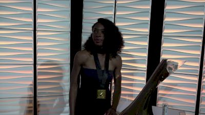 Bowerman winner Courtney Okolo thinks like Future