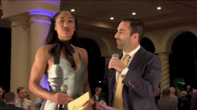 The 2016 Bowerman Red Carpet Show
