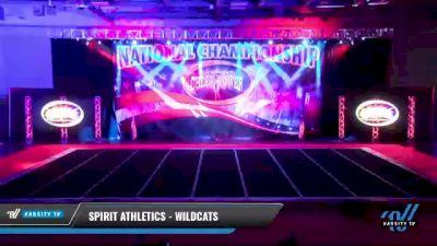 Spirit Athletics - WildCats [2021 L4 Senior Coed Day 1] 2021 ACP: Midwest World Bid National Championship