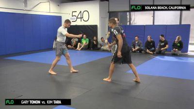 Garry Tonon vs Kim Terra Studio 540 Superfight Series