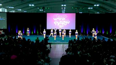 CNY Storm - Supercells [2016 Junior 1 Day 2] Cheer & Dance NYC