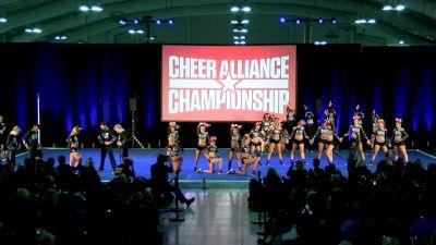 The California All Stars - Blackops [2016 Medium Coed Finals] Cheer Alliance Championship