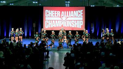 Cheer Extreme - Crush 2016 [Junior 5 Finals] Cheer Alliance Championship