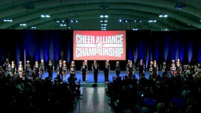 Cheer Athletics - Wildcats 2016 [Int 5 Coed Finals] Cheer Alliance Championship