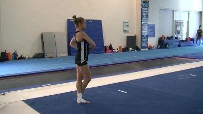 Madison Kocian Floor Routine - UCLA Visit 2016