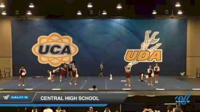 Central High School [2020 Game Day Junior Varsity Day 2] 2020 UCA Magnolia Championship