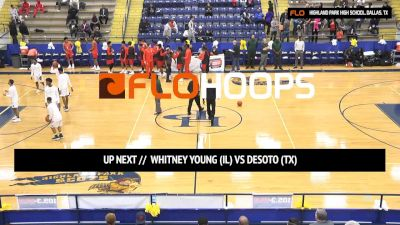 Whitney Young (IL) vs. Desoto (TX) | 12.17.16 | National Hoopfest (Dallas)