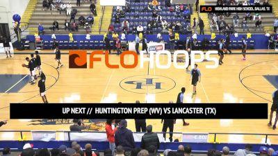 Huntington Prep (WV) vs. Lancaster (TX) | 12.17.16 | National Hoopfest (Dallas)