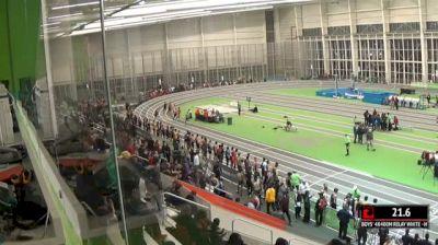 Boy's 4x400m Relay White, Round 1 Heat 2