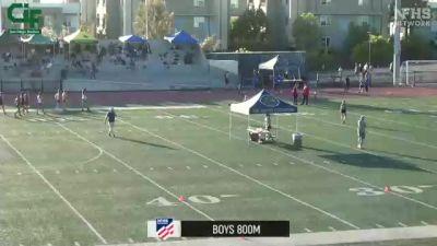 High School Girls' 300m Hurdles, Finals 1