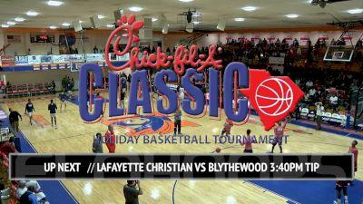 Lafayette Christian (LA) vs. Blythewood (SC) | 12.23.16 | Chick-fil-A Classic