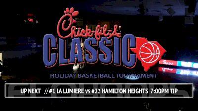 No. 1 La Lumiere School vs. No. 22 Hamilton Heights | 12.22.16 | Chick-fil-A Classic
