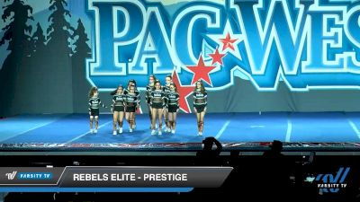 Rebels Elite - Prestige [2020 L1 Youth - D2 - Small - A Day 1] 2020 PacWest
