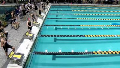 Full Replay - 2020 B1G Women's Swimming & Diving Championships 2/21/2020