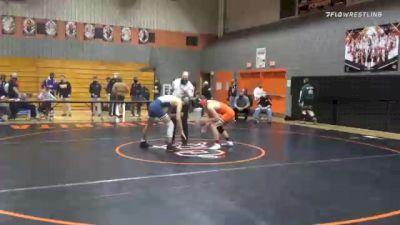 160 lbs 3rd Place - Breck Shaffer, Susquenita vs Will Davis, Newport