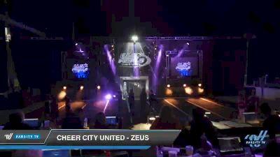 Cheer City United - Zeus [2019 Junior 3 Day 2] 2019 US Finals Pensacola