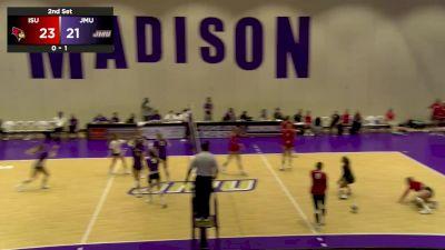 Replay: Illinois St vs James Madison | Aug 28 @ 8 PM