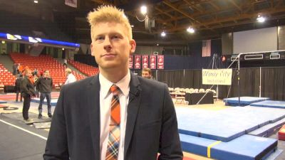Justin Spring On His Illini Team Exceeding Expectations, Winning Third Windy City in a Row