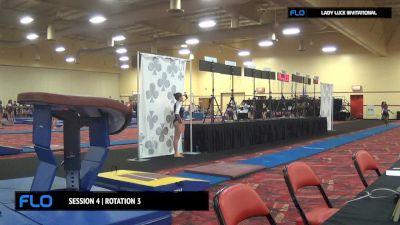 Sierra Ponder - Vault, GA Gymnastics Academy - 2017 Lady Luck Invitational