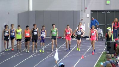 Men's Mile, Heat 4 - Eric Jenkins, Colby Gilbert Sub-4:00