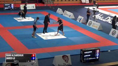 HANI ALSARDOUX VS JARED LEVINE 2017 Abu Dhabi Grand Slam NoGi