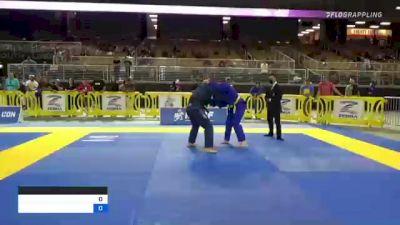 JOHN WHITNEY MCCUNE vs TOMAS KUCERA 2021 Pan Jiu-Jitsu IBJJF Championship