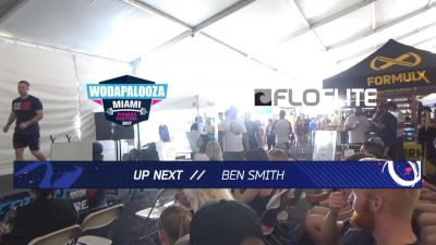 WZA Experience Stage Ben Smith