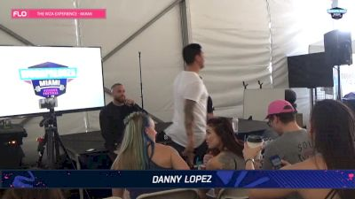 WZA Experience Stage Danny Lopez