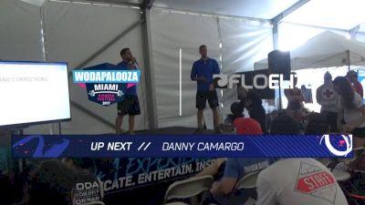 WZA Experience Stage Danny Camargo Sunday