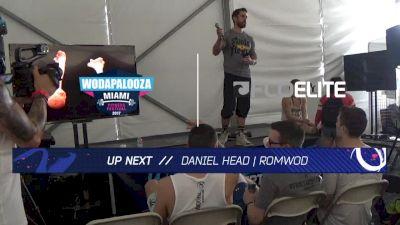 WZA Experience Stage Daniel Head