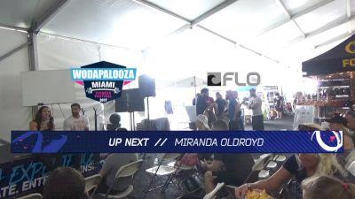 WZA Experience Stage Miranda Oldroyd