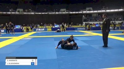 SOPHIA AMARANTE vs LIVIA GLUCHOWSKA World IBJJF Jiu-Jitsu No-Gi Championships