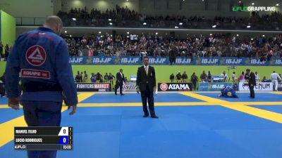Manuel Ribamar vs Lucio Rodrigues IBJJF 2017 European Championships
