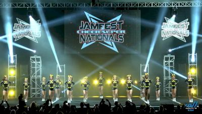 Top Gun All Stars - J4 [2017 L4 Small Junior Day 2] JAMfest Cheer Super Nationals