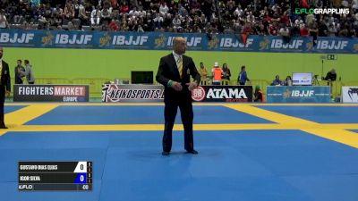 Gustavo Dias Ellias vs Igor SIlva IBJJF 2017 European Championships