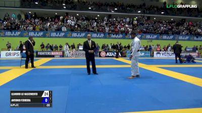 Horlando Monteiro vs Matheus Souza IBJJF 2017 European Championships