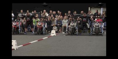 Eddie Hall's Yoke Carry At Britain's Strongest Man