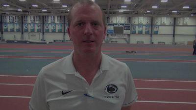 Penn State head coach John Gondak breaks down the highs of the 2017 PSU National meet