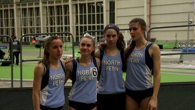 North Penn Runs US #1 in the 4x800m