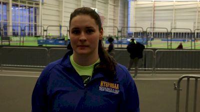 Jillian Shippee Throws US #3 in the Weight Throw