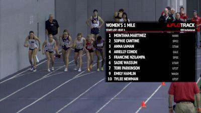Women's Mile, Heat 4