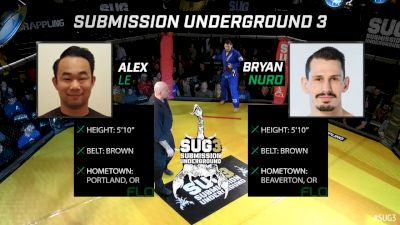 Alex Le vs Bryan Nuro Submission Underground 3