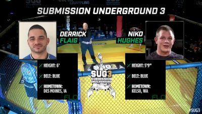 Derrick Flaig vs Miko Hughes Submission Underground 3