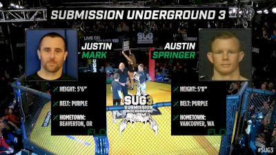 Justin Mark vs Austin Springer Submission Underground 3