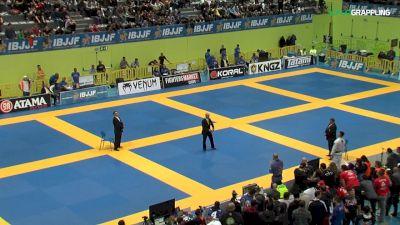 Mahamed Aly vs Lucio Rodrigues SHW Final IBJJF 2017 European Championships