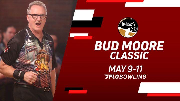 Full Replay: Lanes 17-18 - PBA50 Bud Moore Classic - Match Play