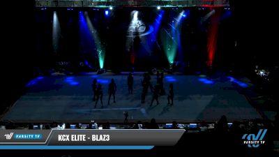 KCX Elite - Blaz3 [2021 L3 Junior - D2 - Small Day 1] 2021 The U.S. Finals: Pensacola