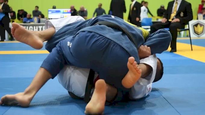 Marcio Andre No-Arm Triangle Choke