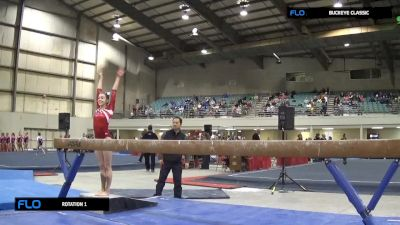 Taylor Schuette - Beam, Above The Barre - 2017 Buckeye Classic